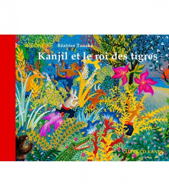 Kanjil & le roi des tigres_recto