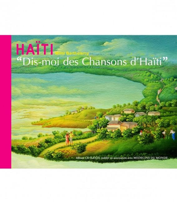 Dis-moi des chansons d'Haiti_recto