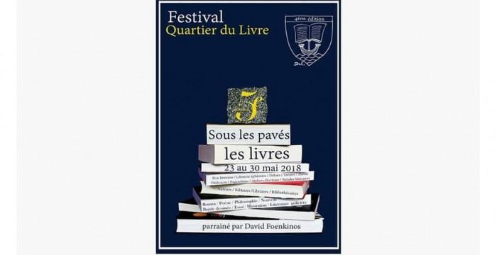 Librairie éphémère Paris Ve