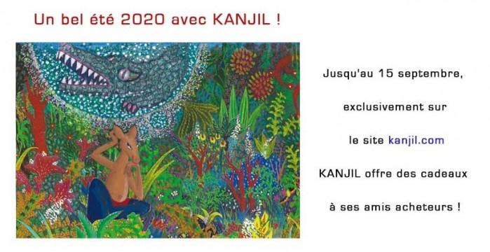 Un bel été 2020 avec KANJIL !