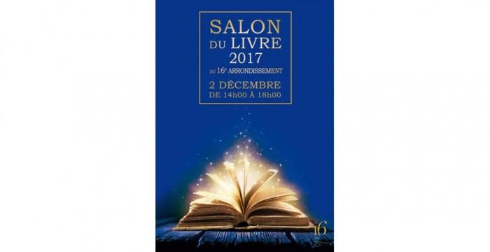 Salon du Livre du XVIe arr. Paris