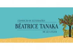 expo Béatrice Tanaka au Brésil